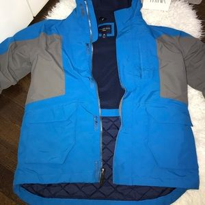Lands end boys jacket